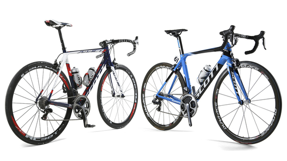 Lighter, faster - SCOTT'S 2015 Pro Bikes